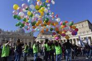 Acción Católica: La «Caravana de la Paz» rezará el Ángelus con el Papa